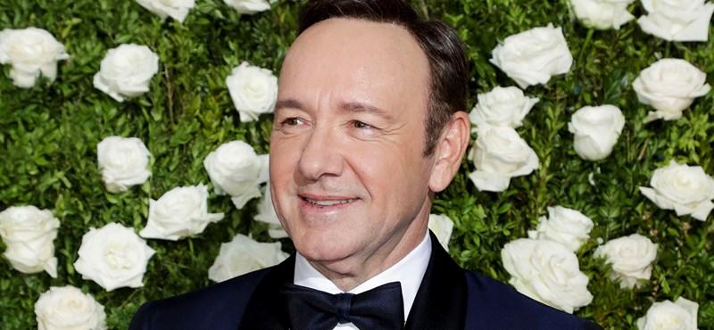 """""""Ridley Scott szégyellhetné magát Kevin Spacey miatt!"""""""
