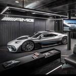 Meggyűlik a baja a Mercedesnek a zöld rendszámozható F1-es hiperautóval