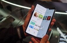 Egy egyszerű szoftverfrissítéssel generációt ugorhat a Samsung Galaxy Fold