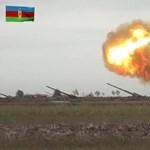 Harcok Hegyi-Karabahban: már több mint 90 halott