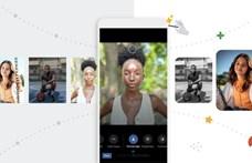 Mesterséges intelligenciával turbózza fel a fényképeket a Google, de nem mindenkinél
