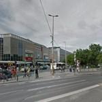 Kipaterolnák a buszállomást a fővárosi Széna térről