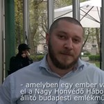 Ki is az a csecsen férfi, aki nyilvános bocsánatkérésre vette rá Komáromyt?
