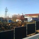 Épül Szegeden az egyházmegye stadionja, miközben a csapatnak elkélne az ima