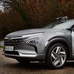 Új rekordot ért el a percek alatt feltölthető villanymotoros Hyundai
