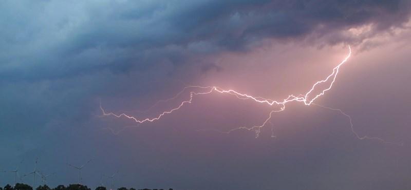 700 kilométeres villámot észleltek egy brazíliai viharban