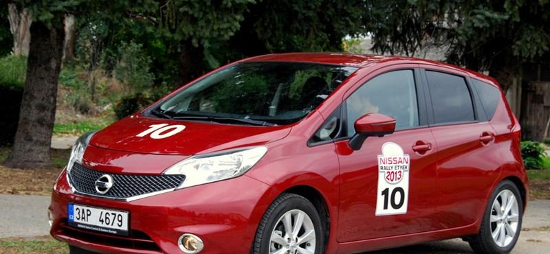 Nissan Note bemutató: az egyterű forma ment, a praktikum maradt