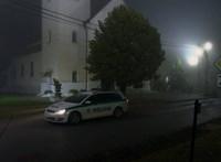 Hajnali négyre hirdetett misét egy pap Szlovákiában