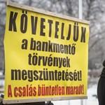 Most a devizahitelesek ellen döntött az Európai Bíróság