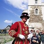 Létszámleépítés vár a londoni Tower őreire