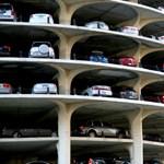 Képek: tíz elképesztő parkoló, nem csak autósoknak
