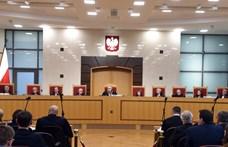 Az Európai Parlament szerint a lengyel alkotmánybíróságnak nincs jogi legitimitása