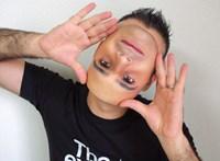Tátva marad a szája, ha meglátja, mennyire élethű maszkokat készít ez a japán vállalat – videó