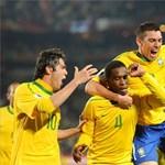Könnyed brazil siker és továbbjutás