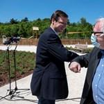 Új park várja a kirándulókat Normafán