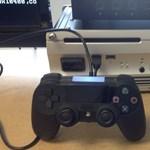 Kiszivárgott fotón a PlayStation 4 kontrollere