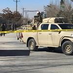 Hírügynökségnél robbantottak Afganisztánban, 40 halott is lehet