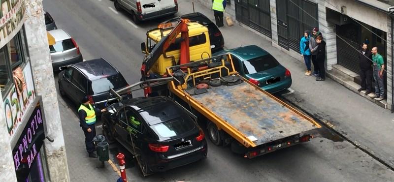 Érdekes ítélet: nem szabálysértés nem fizetni a parkolásért