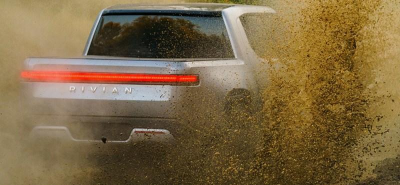 A koronavírus miatt csak jövőre jön a Rivian sokak által várt elektromos autója
