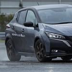 300+ lóerős Nissan Leafet mutattak be