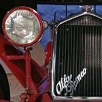 625 millió forintos szuperritka Alfa Romeót fotóztunk Párizsban