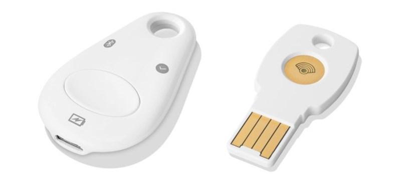 A Google csinált egy kis kulcsot, amellyel nagyobb biztonságban lehet, mint csupán egy jelszóval