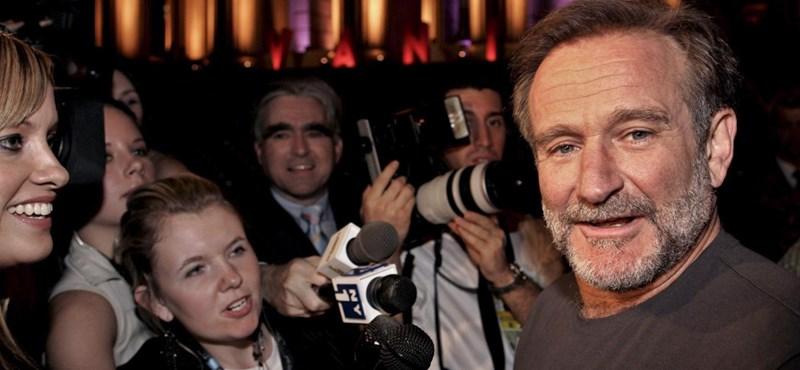 Robin Williams halálhíre is kimaradt a köztévé Híradójából