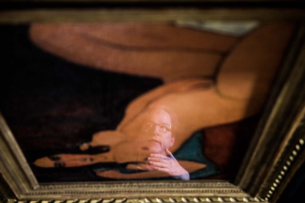 hvgbestof2016 -sa- Modigliani kiállítás a Nemzeti Galériában - hvgbestof2016, nagyítás