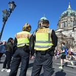 Kipát hordó emberekre támadtak Berlinben