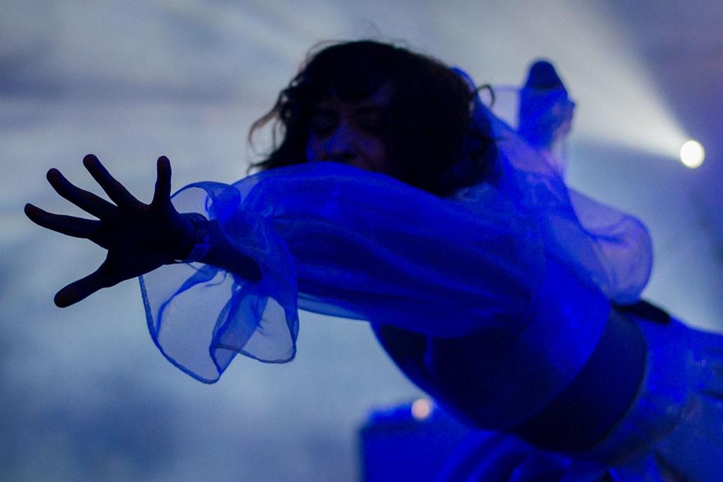 hvgbestof2016 -ae- Bocskor Bíborka, a Magashegyi Underground énekesnője ad koncertet a Sziget fesztiválon - hvgbestof2016, nagyítás