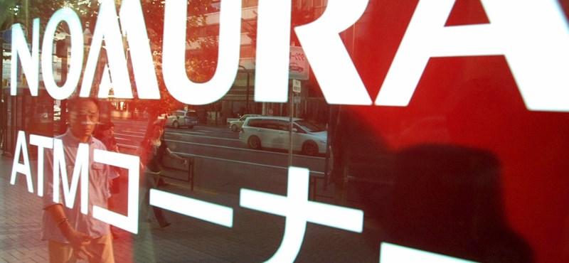 Nomura: a neheze csak most jön Magyarországon