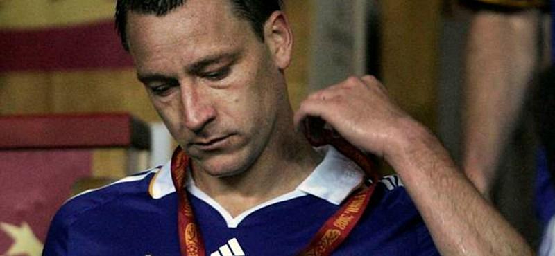 John Terry a szezon végén távozik a Chelsea-től