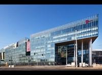 Rangos nemzetközi díjat nyert a Magyar Telekom székháza