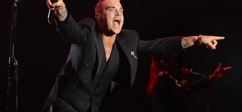 Robbie Williams 7 legnagyobb dobása