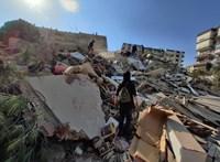 Huszonhétre emelkedett az égei-tengeri földrengés halálos áldozatainak száma