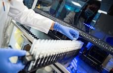 Bevallotta az NNK, hogy napi 12 ezernél nem tudnak több PCR-tesztet elvégezni Magyarországon