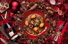 Karácsony kicsit másként - recept