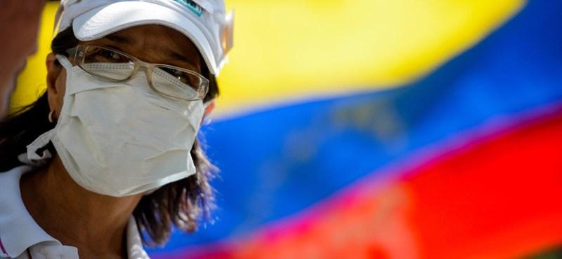 Állatorvoshoz fordulnak az emberek panaszaikkal, mert már csak kutyagyógyszer maradt Venezuelában