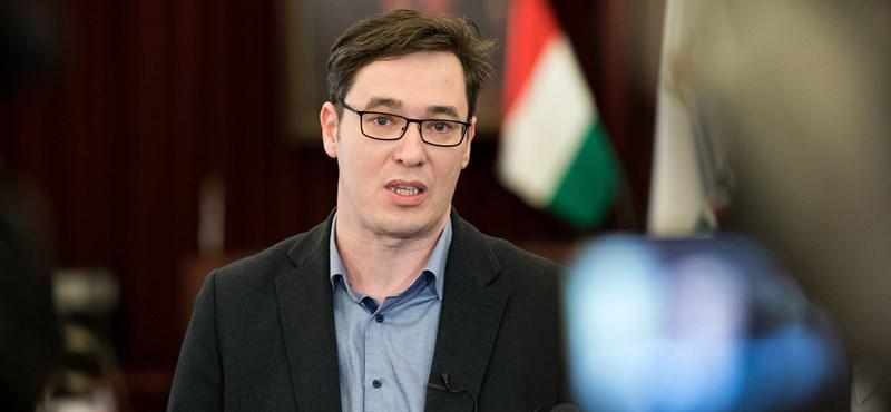 Karácsony az Euronewsnak: Nem leszek miniszterelnök-jelölt