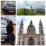 Budapesti látványosságokat posztolt Instagramjára 50 Cent