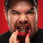 Halloween és a cukrászat, avagy: egyél agyat!