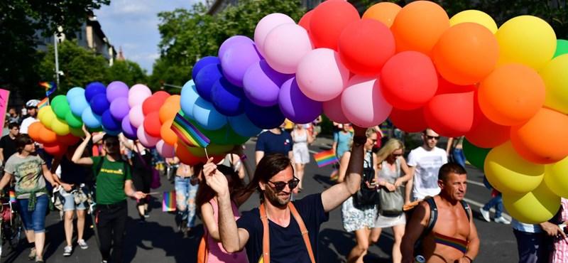 Újabb Pride-rendezvényen provokáltak Budaházyék, elzavarták őket