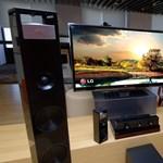 3D hangzásvilág + Smart TV: íme, a legújabb házimozi