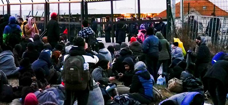 Helsinki: A kormánynak kell kezelnie a menekülthelyzetet