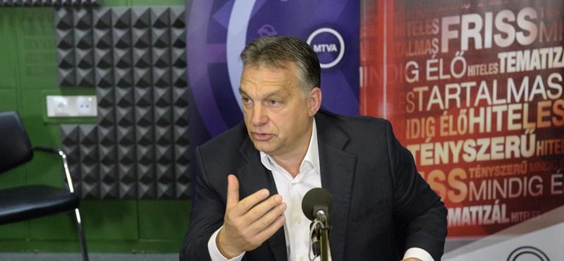 Orbán Viktor: az volt a tervem, hogy 1000 milliárdot elveszek a bankoktól