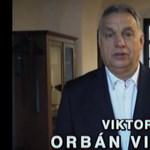 A Szomszédokból kölcsönzött jelenetben köszöntötte a nőket Orbán
