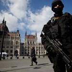 Ritkán tüzel a magyar rendőr
