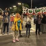 Negyven napja tüntetnek Bulgáriában a kormány ellen