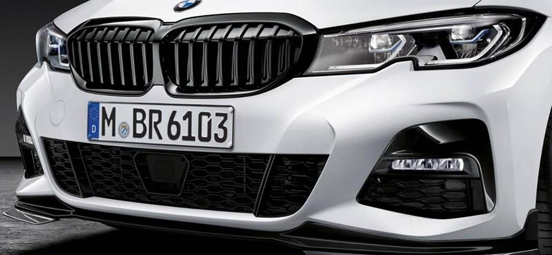 Már nem kell sokat várni a teljesen új BMW M3-ra