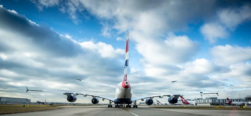 A budapesti járatait is törölte a British Airways